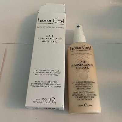 Leonor Greyl Lait Luminescence Bi-Phase Heat Protecting &Detangling Styling Milk
