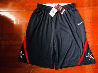 運動專用~美國男籃國家隊 夢八北京奧運2008 AU球員版短褲籃球褲 科比韋德