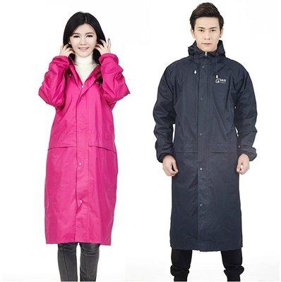 hello小店-電動車長風衣單人成人戶外時尚男女士加厚帶帽雨衣雨披情侶款#雨披#雨衣#