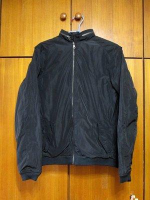 二手近全新) Japan Rags 黑色騎士外套(B89)
