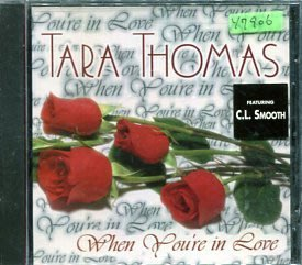 *還有唱片行* TARA THOMAS / WHEN YOU'RE IN LOVE 全新 Y7906