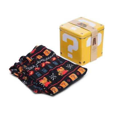 【丹】ThinkGeek_Mario 8-bit Lounge Pants 超級瑪利歐 睡褲 褲子