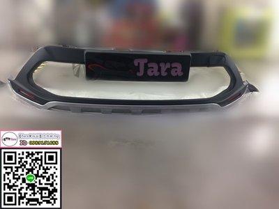 『塔菈』2017年Toyota CHR 保桿套件 前下巴 側踏板 後保後飾板 含假尾喉 空力套件