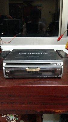 從外匯車上拆下來Pioneer的硬碟主機