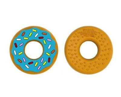 【魔法世界】美國 Silli Chews 藍色甜甜圈咬牙器/固齒器 SC-11