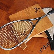大減價   店長推介 高級拍 Dunlop Max Plus Ti Squash Racket 壁球拍 ~ 150g