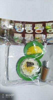 香港茶餐廳 特色早餐 扭蛋 D餐 雪菜肉絲米 火腿奄列 包郵