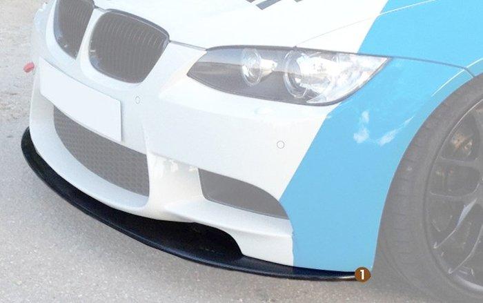 【樂駒】RIEGER BMW E90 E92 E93 M3 carbon splitter 碳纖維 前下擾流 前下巴