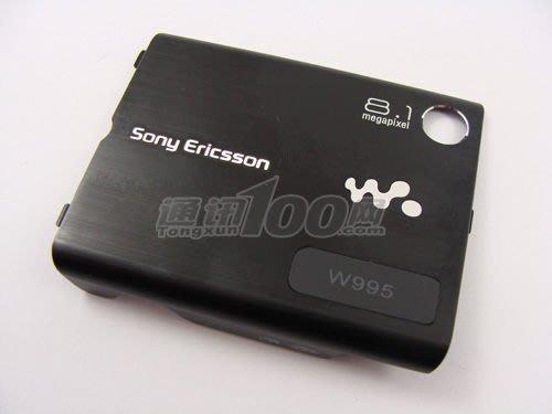 『皇家昌庫』Sony Ericsson W995i W995i 原廠100%外殼 銀 黑 紅 粉紅  電池蓋 任選299元
