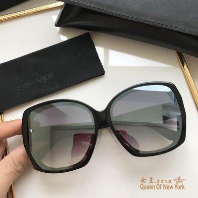 【紐約女王代購】2019年 YSL yves saint laurent 時尚飛行 太陽眼鏡 顏色2  歐洲代購