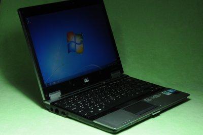 很好用HP輕薄筆電12吋EliteBook 2530P二手良品使用正常(本品享有7天保障服務詳說明)