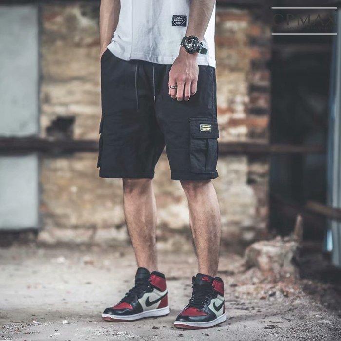 CPCPMAX 多口袋工裝高磅五分短褲 男短褲 高磅短褲 男五分褲 休閒短褲 工作褲 純棉短褲  [K49]