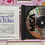 MCA美希亞1989 詹姆士龐德007殺人執照 電影原聲碟 Licence To Kill 正美版無IFPI