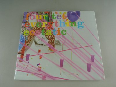 Four Tet :Everything Ecstatic【二手良品】