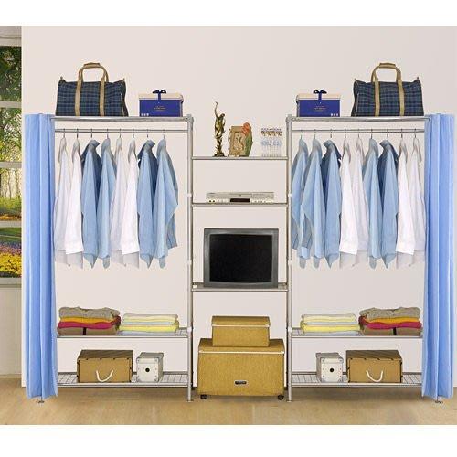 【中華批發網DIY家具】D-58-04-W3型90+60+90公分置物架---可升級成完全防塵置物架