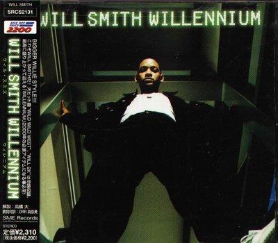 八八 - Will Smith - Willennium - 日版 CD+OBI 1999