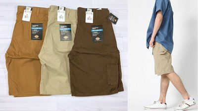 【HOMIEZ】DICKIES DX250 Fit Shorts【DX250】畫家褲 工作短褲