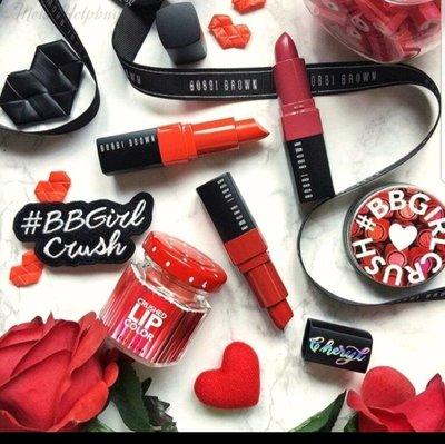 [韓國免稅品 ] BOBBI BROWN芭比布朗 迷戀輕吻唇膏 超強約會色 乾燥玫瑰色 3.4g 色號 BARE RUBY CABANA