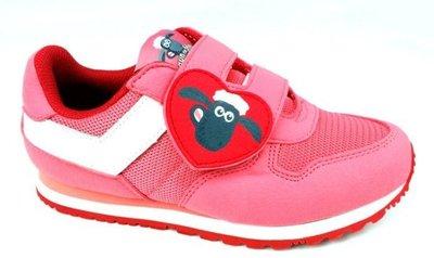 【曼曼鞋坊】PONY 童鞋 復古風 運動鞋 歐陽妮妮 代言款 笑笑羊 粉 現有尺碼: 18(CM)