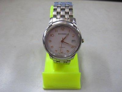 二手舖 NO.1245 寶齊萊 BUCHERER 機械錶 男錶 時尚精品錶 手錶