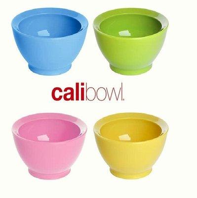 美國 Calibowl 專利防漏幼兒學習碗8oz-黃/ 藍/ 綠 高雄市