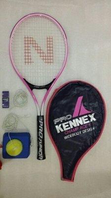 *網球座 網球 迴力座 網球 練習台 網球 練習座 網球 練習器 可加購 網球拍 SUNNY網球小將