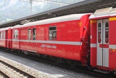 [玩具共和國] KATO 5279-1 レーティッシュ鉄道 電源荷物車 DS4223