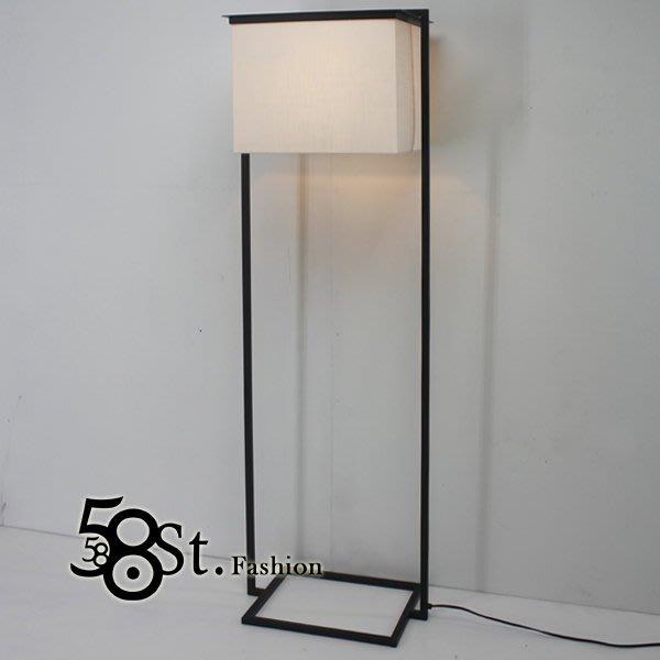 【58街】米蘭展設計師款式「Square balance 方平衡立燈、落地燈」複刻版。GU-119