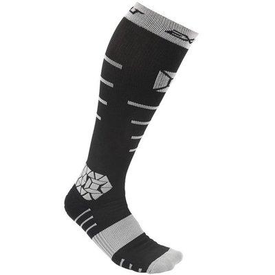 [三角戰略漆彈] EXALT COMPRESSION SOCKS 壓力襪 - 黑灰 (漆彈槍,生存裝備,護具,人身部品)