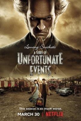 【藍光電影】波特萊爾的冒險  /雷蒙 斯尼奇的不幸曆險 第二季 2碟 A Series of Unfortunate Event 2