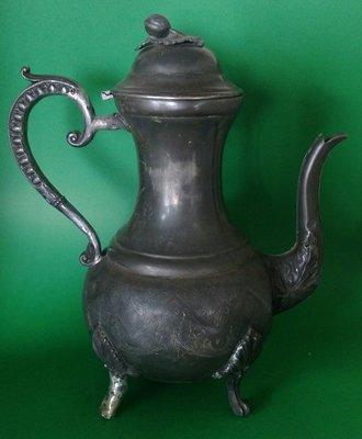 247 高級英格蘭鍍銀壺 antique kettle teapot tea pot