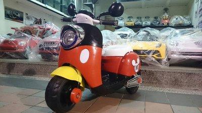 ~零售 ~類米奇兒童機車 黑 ~迷你機車 兒童電動跑車 49CC汽油 電動車 滑板車 模型