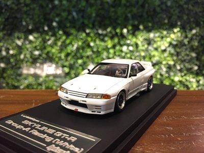 1/43 HPI Nissan Skyline GT-R (R32) Group-A Racing 8022【MGM】