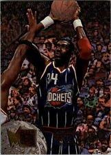 【☆ 職棒野球魂大賣場☆】1995-96 Metal #154 Hakeem Olajuwon 台中市