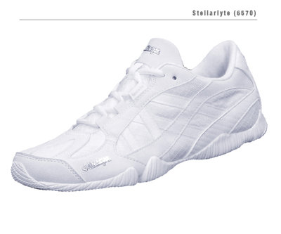 kaepa 白色中性啦啦隊鞋 #6570