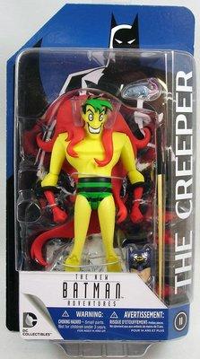 "全新 DC 6"" Batman Animated 蝙蝠俠動畫 Creeper 爬行者"