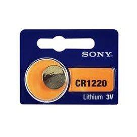 【電子超商 】SONY CR1220 (3V) 單顆(日本製) 鈕扣電池/手錶電池/水銀電池