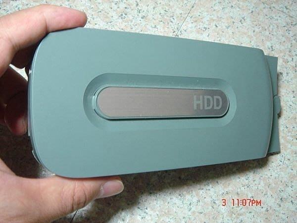 XBOX360 原廠硬碟20G/原廠20G硬碟 主機拆售 厚機用 直購價500元 桃園《蝦米小鋪》