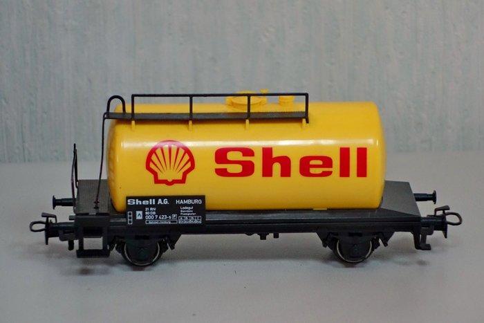 苗田 - 二手火車Shell貨車箱 編號:31