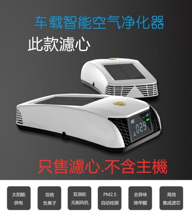 HDX-3新款太陽能車用淨化器濾心