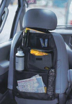 汽車椅背收納袋   多用途置物袋愛車族...