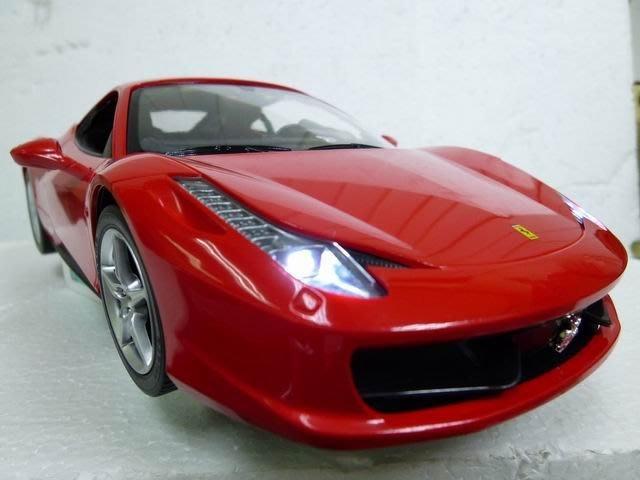 遙控車 1:14 法拉利 授權 458 ITALIA 遙控車