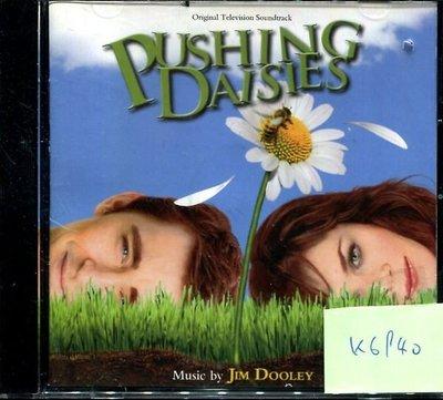 *真音樂* PUSHING DAISIES 二手 K6940 (封面底破.CD有缺口不影響讀取)(大降價.下標賣3)