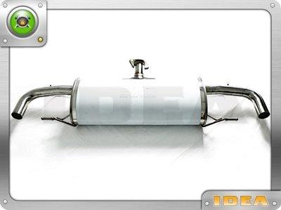 PORSCHE排氣管33 STONE巨石排氣管Mazda3(BM)中段+尾段+白鐵尾飾管 馬力提升 台灣精品