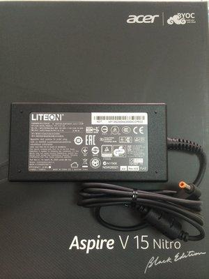 威宏資訊 ACER 變壓器 Aspire VN7-591G VN7-791G 19V 7.1A 135W 充電器 橘色