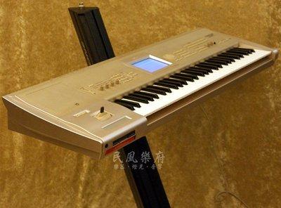 《民風樂府》店面展示品出清 Korg TRITON Studio 61-Key  經典款 合成器鍵盤 歡迎試琴