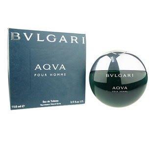 便宜生活館【香水 BVLGARI 】寶格麗-水能量 男性淡香水100ml全新-另售50ML保證百貨專櫃公司貨
