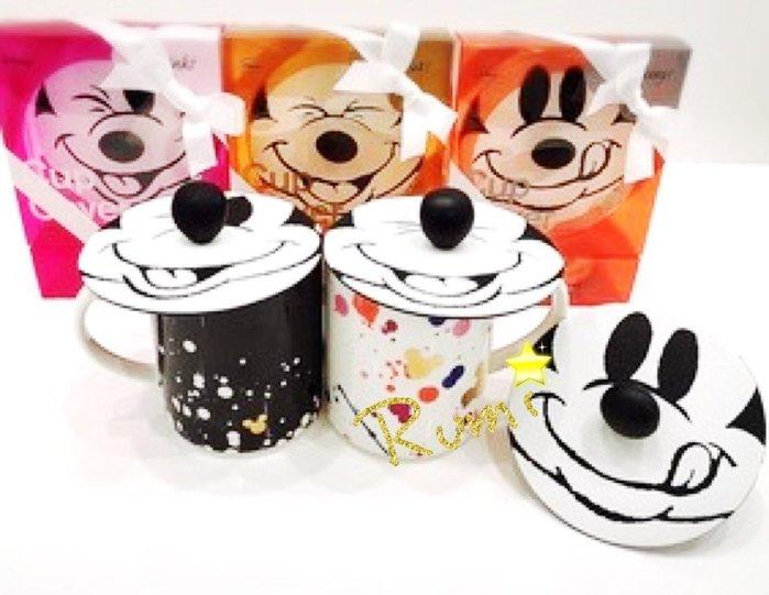 日本代購 花露米。花rumi in JP 日本知名品牌 療癒 超可愛 迪士尼 保溫 杯蓋 米奇