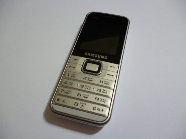 ☆手機寶藏點☆Samsung E3210 亞太4G可用 《附萬用充+原廠電池》功能正常 歡迎貨到付款