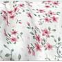 ✿小布物曲✿ 百分百純棉二重紗-小紅花 印花布 窄幅110CM 韓國進口質感優 單價 口罩